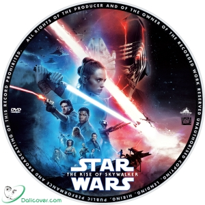 Star Wars The Rise Of Skywalker 2019 Label Dalicover
