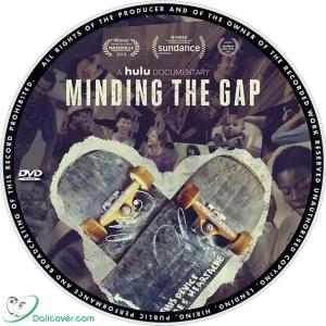 bästa valet tillgängliga billigaste Minding the Gap (2019) Label – Dalicover